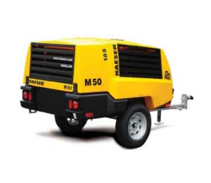 Compressor rentals in Marshall County Alabama