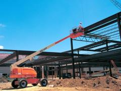 Rental store for 40  TELESCOPING AERIAL BOOM LIFT in Guntersville AL