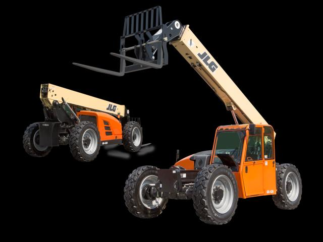 Where to find TELEHANDLER FORKLIFT 6K in Guntersville