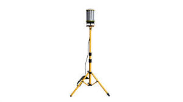 Where to find LED FLOODLIGHT W TRIPOD in Guntersville