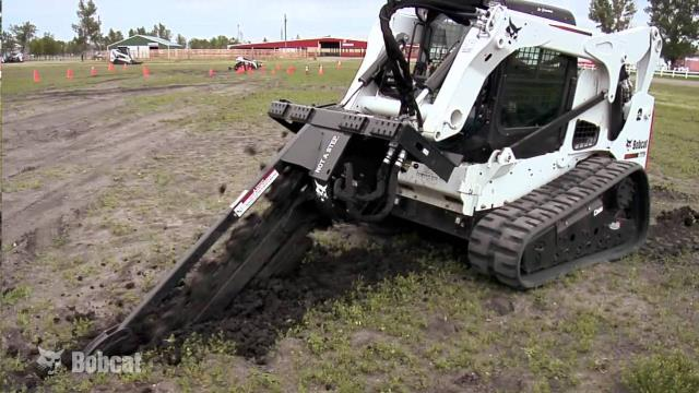 Where to find SKID-STEER TRENCHER ATTACHMENT in Guntersville