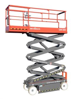 Rental store for 26FT SCISSOR LIFT  NARROW in Guntersville AL