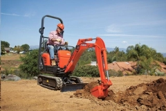 Rental store for 2K MINI EXCAVATOR in Guntersville AL