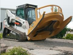 Rental store for SKID-STEER BRUSH CUTTER ATTACHMENT in Guntersville AL