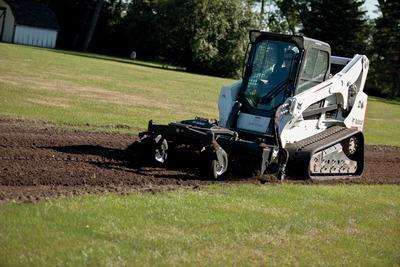 skid steer power rake attachment rentals guntersville al where to
