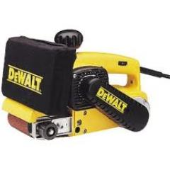 Rental store for 3 X21  DEWALT BELT SANDER in Guntersville AL