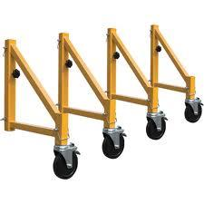 Where to find SMALL SCAFFOLD OUTRIGGER SET OF 4 in Guntersville