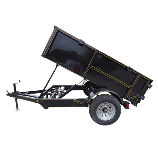 Where to find 2.5-TON SNGL AXLE DUMP TRAILER in Guntersville
