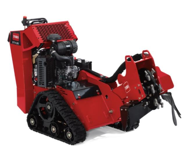 Where to find 26 HP STUMP GRINDER in Guntersville