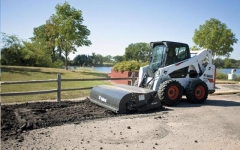 Rental store for SKID-STEER POWER SWEEPER ATTACHMENT in Guntersville AL