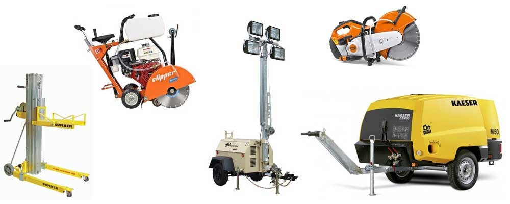 Equipment rentals in Guntersville Alabama, Grant AL, Scottsboro, Albertville, Marshall County & Jackson County